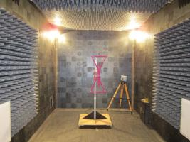 Cage FAR (Fully Anechoic Room)
